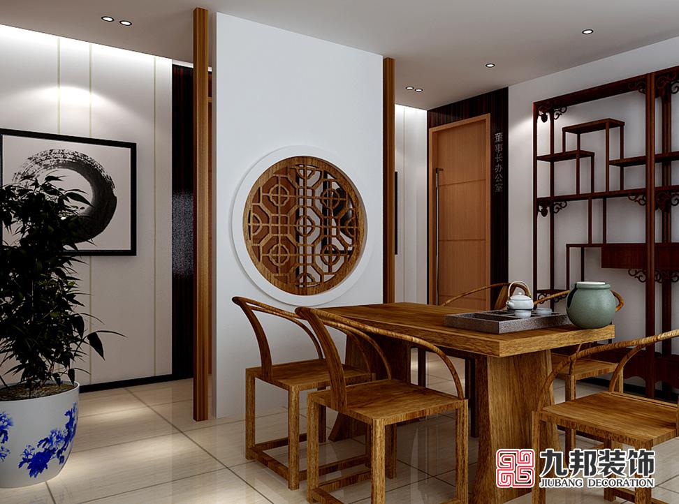 石家庄中式室内装修设计